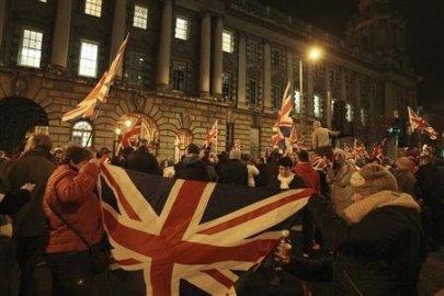 Union Jack Riots