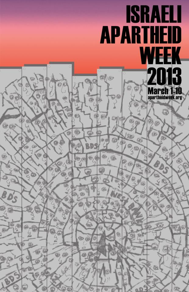 Israeli Apartheid Week 2013