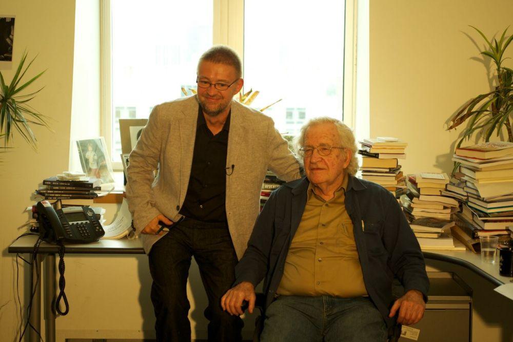 Noam Chomsky and Andre Vltchek