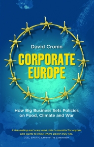 Corporate Europe - 10% off on the Pluto Press website