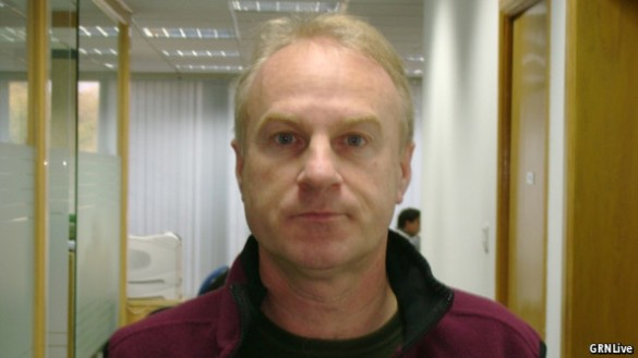Graham Usher