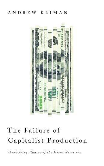 Buy The Failure of Capitalist Production with 10% off from Pluto Press