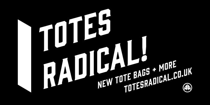 Totes Radical Banner